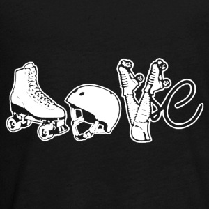 Roller Derby Love Shirt - Kids' Premium Long Sleeve T-Shirt