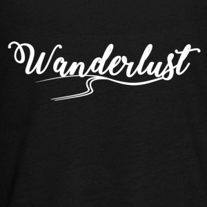 Wanderlust - Kids' Premium Long Sleeve T-Shirt