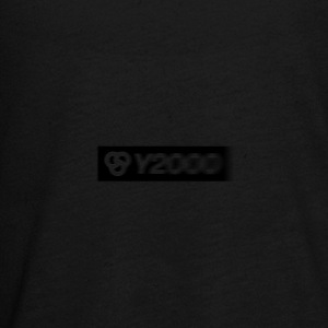 Y2000 BLUR LOGO - Kids' Premium Long Sleeve T-Shirt