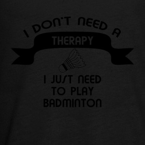 I do not need a therapy t-shirt design - Kids' Premium Long Sleeve T-Shirt