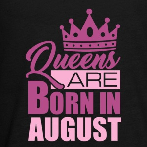 Queens Are Born In August - Kids' Premium Long Sleeve T-Shirt