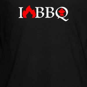 I Love BBQ - Kids' Premium Long Sleeve T-Shirt
