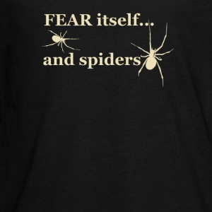 Fear itself and spiders - Kids' Premium Long Sleeve T-Shirt