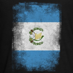 Guatemala Flag Proud Guatemalan Vintage Distressed - Kids' Premium Long Sleeve T-Shirt
