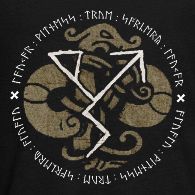 Witness True Sorcery Emblem (Alu, Alu laukaR!)