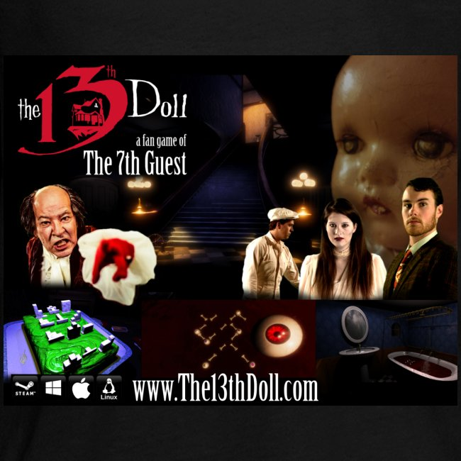 The 13th Doll Cast and Puzzles
