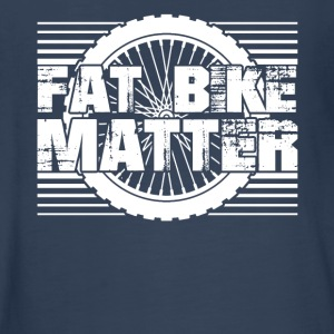 Fat Bike Matter Shirt - Kids' Premium Long Sleeve T-Shirt