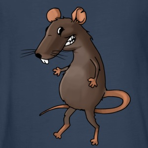 rat mice mouse guinea pig - Kids' Premium Long Sleeve T-Shirt