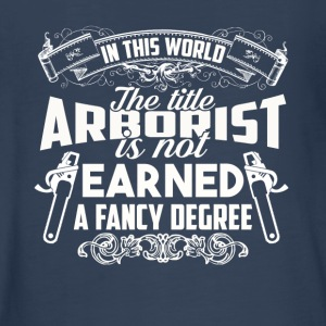 The Title Arborist Title Shirt - Kids' Premium Long Sleeve T-Shirt