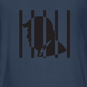 trump behind bars - Kids' Premium Long Sleeve T-Shirt