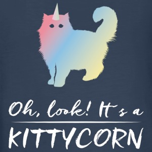 Kittycorn! Unicorn Cat! Funny - Kids' Premium Long Sleeve T-Shirt