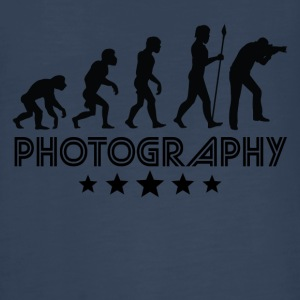 Retro Photography Evolution - Kids' Premium Long Sleeve T-Shirt