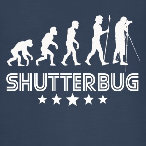 Retro Shutterbug Evolution - Kids' Premium Long Sleeve T-Shirt