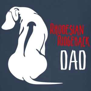 Rhodesian Ridgeback Dad - Kids' Premium Long Sleeve T-Shirt