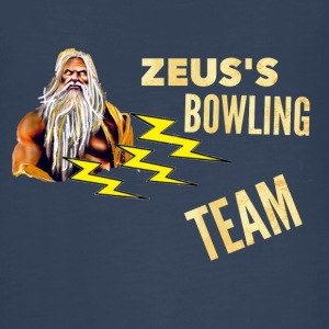 Zeus's Bowling Team - Kids' Premium Long Sleeve T-Shirt