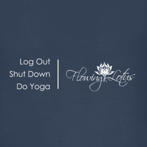 Yoga as a Priority - Kids' Premium Long Sleeve T-Shirt