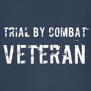 Trial By Combat Veteran - Kids' Premium Long Sleeve T-Shirt
