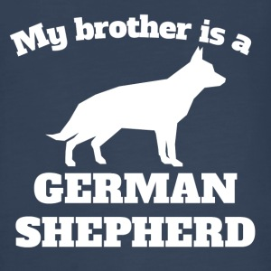 My Brother Is A German Shepherd - Kids' Premium Long Sleeve T-Shirt