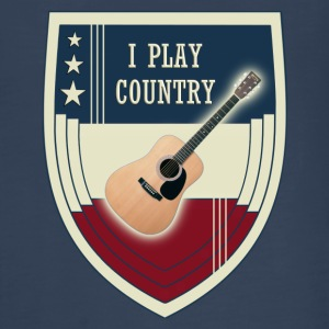 i play country - Kids' Premium Long Sleeve T-Shirt
