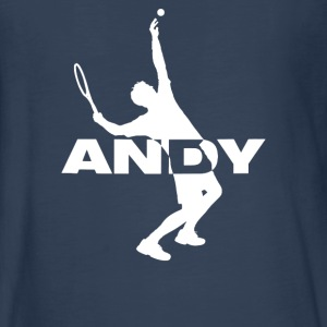 Andy Tennis - Kids' Premium Long Sleeve T-Shirt