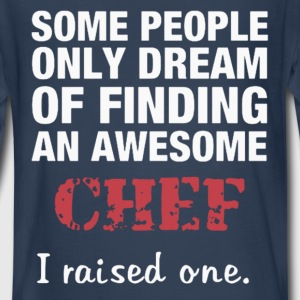 dreams of becoming a great chef - Kids' Premium Long Sleeve T-Shirt