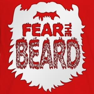 Fear The Beard - Kids' Premium Long Sleeve T-Shirt