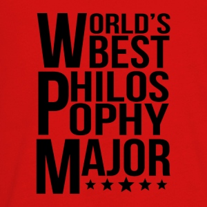 World's Best Philosophy Major - Kids' Premium Long Sleeve T-Shirt