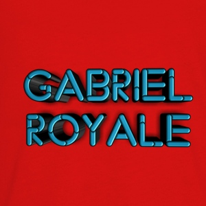 Gabriel royale - Kids' Premium Long Sleeve T-Shirt