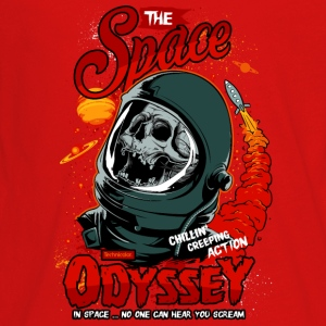 the space odyssey - Kids' Premium Long Sleeve T-Shirt