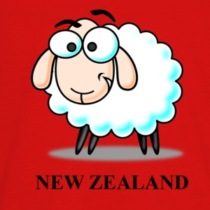 New Zealand Picture - Kids' Premium Long Sleeve T-Shirt