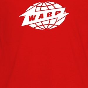 Warp Records Record Label copy - Kids' Premium Long Sleeve T-Shirt