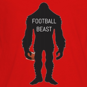 Football Beast - Kids' Premium Long Sleeve T-Shirt