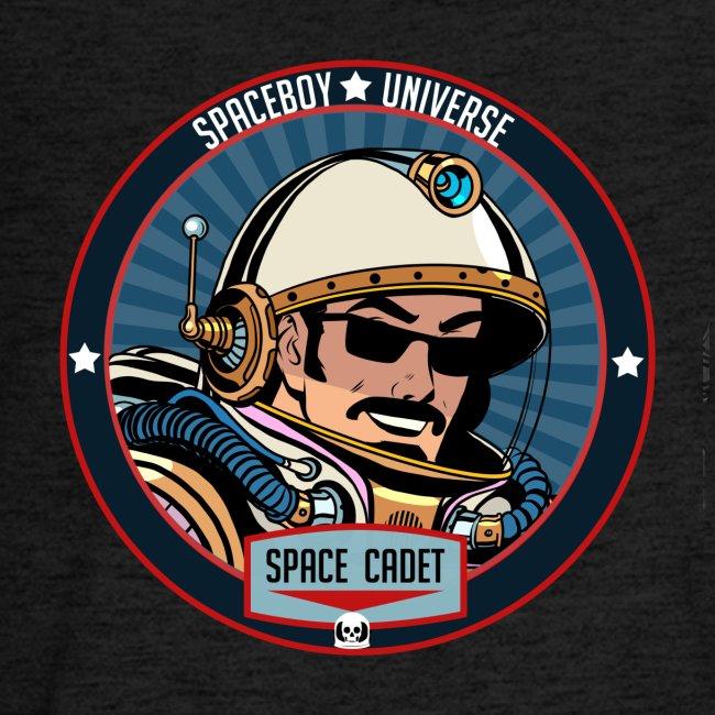 Spaceboy - Space Cadet Badge