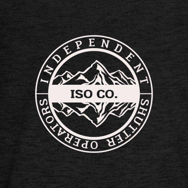 ISO Co. White Classic Emblem
