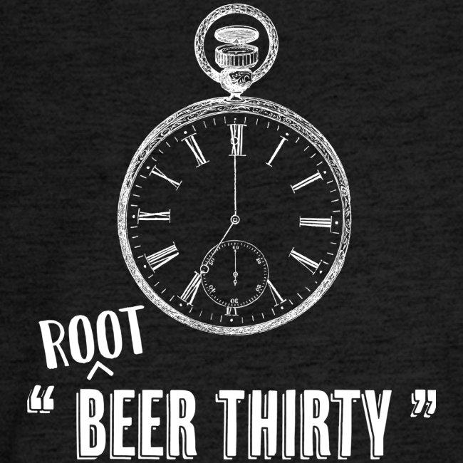 """ Root Beer Thirty """