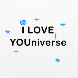 I LOVE YOU UNIVERSE - Pillowcase