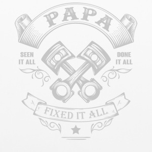 Papa Fixed It All T Shirt - Pillowcase