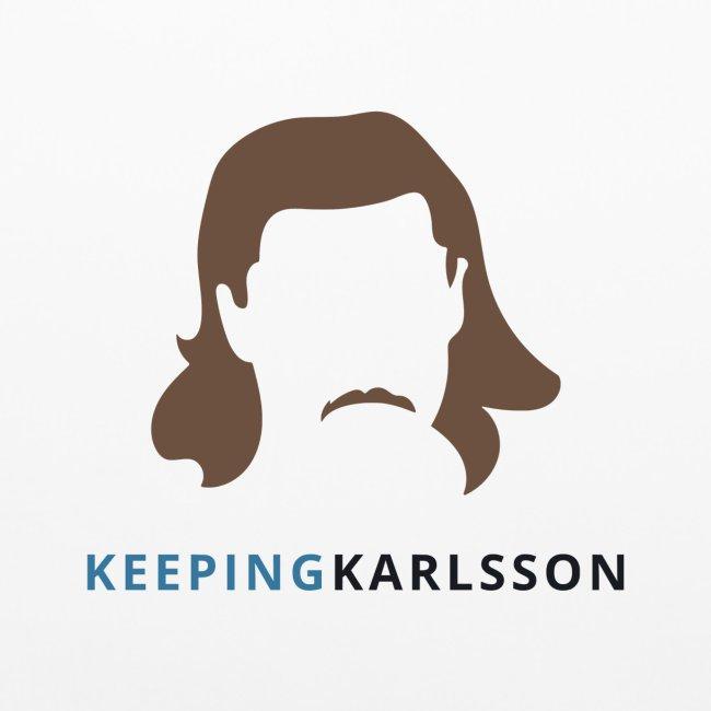 Keeping Karlsson Logo Transparent brown