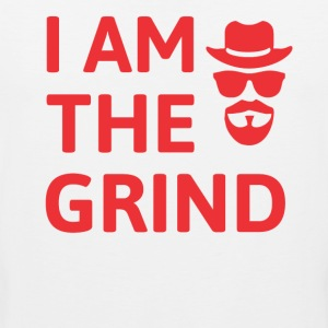 It's A Grindset - I 'm The Grind Red - Men's Premium Tank