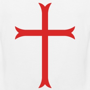 Crusader Cross - Men's Premium Tank