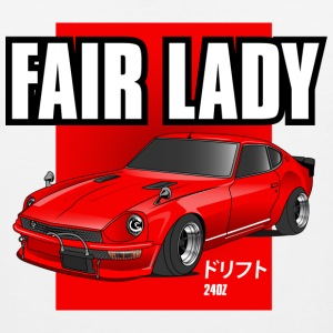 240z fair lady - Men's Premium Tank