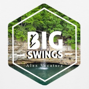 Big Swings | Alex Vocature Signature Gear - Men's Premium Tank