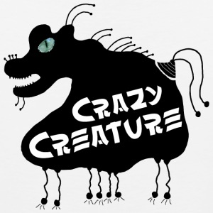 Crazy Creature - Men's Premium Tank