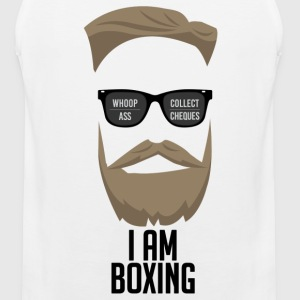 McGregor- I Am Boxing - Men's Premium Tank