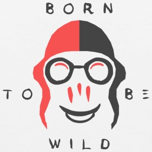 Born to be Wild - Men's Premium Tank