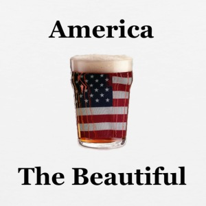 america the beautiful - Men's Premium Tank