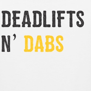Deadlifts n' Dabs - Men's Premium Tank