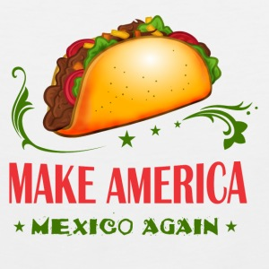 Make America Mexico Again - Men's Premium Tank