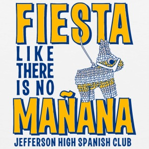 Jefferson High Spanish Club - Men's Premium Tank