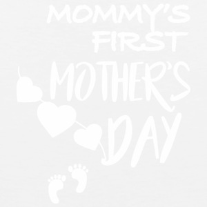 Mommys First Mothers Day - Men's Premium Tank